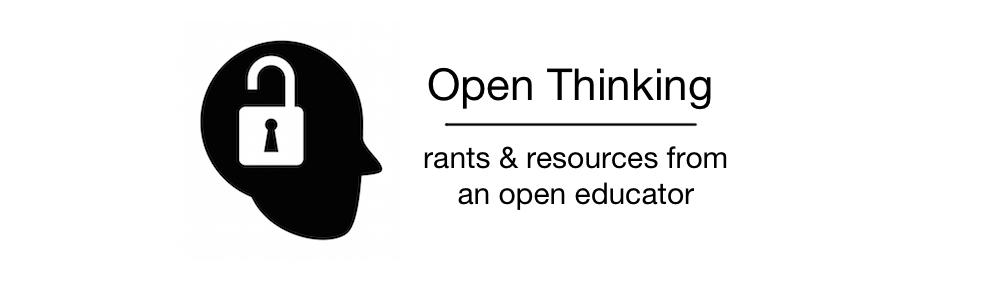 open thinking